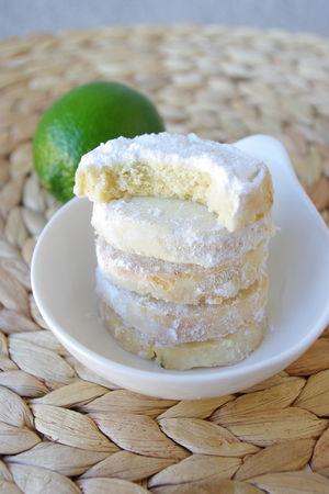 La recette de Martha Stewart pour des biscuits fondants au bon goût de citron vert