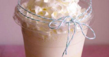 La recette du Starbucks frappuccino à la vanille
