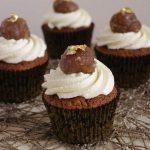 Cupcakes aux marrons glacés