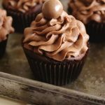 Des cupcakes au bon goût de Maltesers