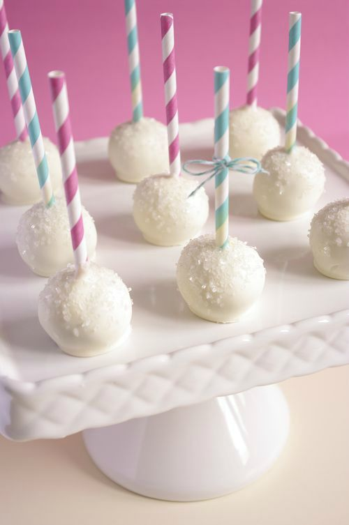 Brownie cake pops
