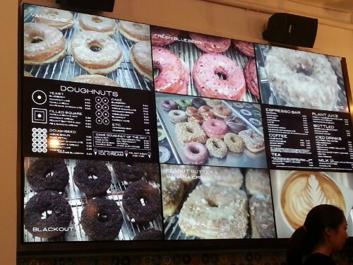 Doughnut plant New York