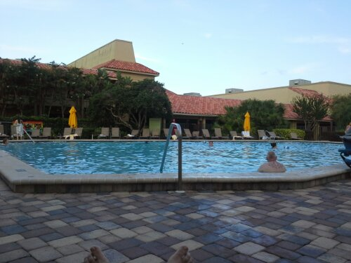 Double tree Hilton Orlando