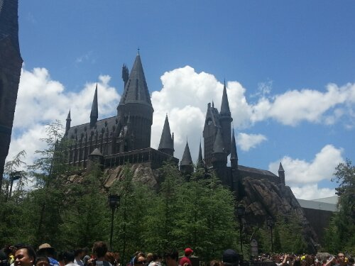 Islands of Adventure Harry Potter