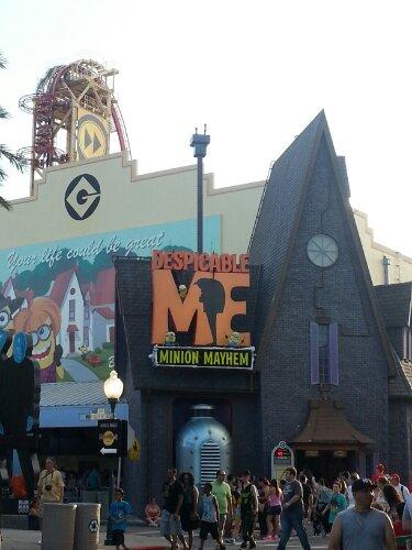 Universal Studios Moi moche et méchant