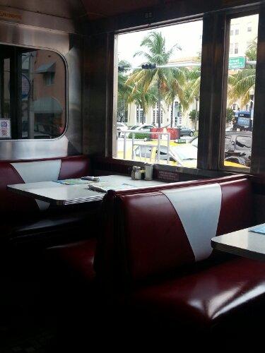 11th street diner Miami