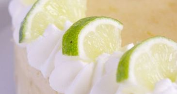 Le cheesecake au citron vert de Floride : mon préféré !