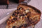 Gâteau moelleux poires noisettes et chocolat