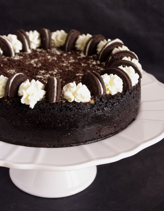 Cheesecake Oreo Recette Facile Pour Cheesecake Au Top I Love Cakes