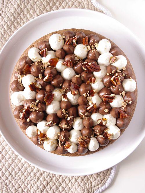 Fantastik chocolat érable et noix de pécan