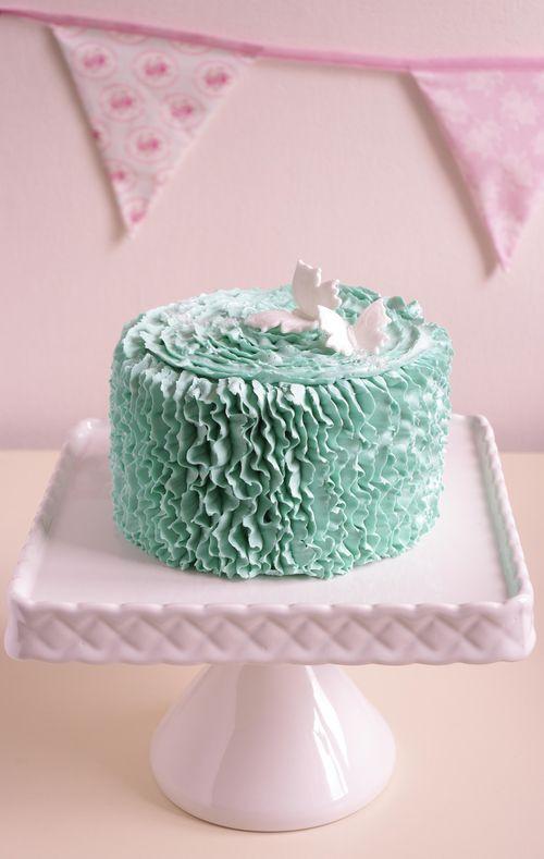 Ruffle cake Oreo