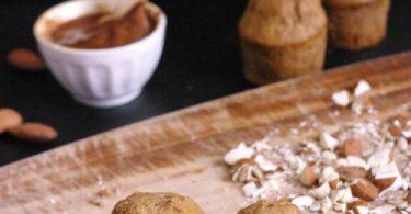 Mini muffins au praliné amandes/noisettes