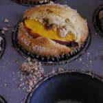 Crumble croustillant sur des muffins