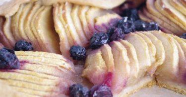 Pommes fondantes pour tarte rustique