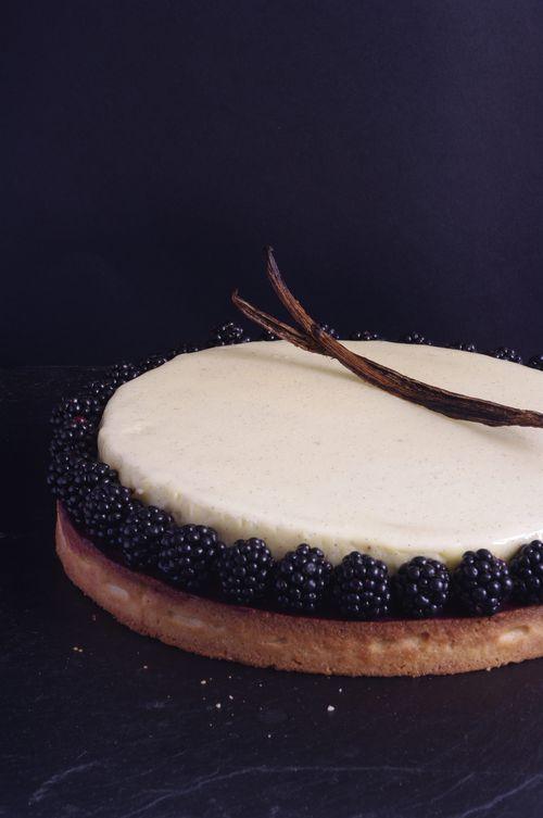 tarte m res vanille recette moderne facile et d licieuse i love cakes. Black Bedroom Furniture Sets. Home Design Ideas