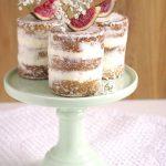 Naked cake à la figue