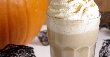 Pumpkin spice latte de Starbucks maison