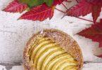 Tarte aux pommes avec une touche de cannelle