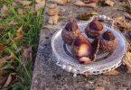 La texture fondante des poires pochées