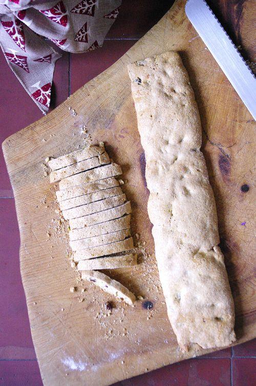 Biscotti cuisson en deux temps | I Love Cakes