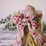 Biscotti cranberries et pistache pour Noël | I Love Cakes