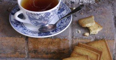 Biscuits au thé noir Marco Polo