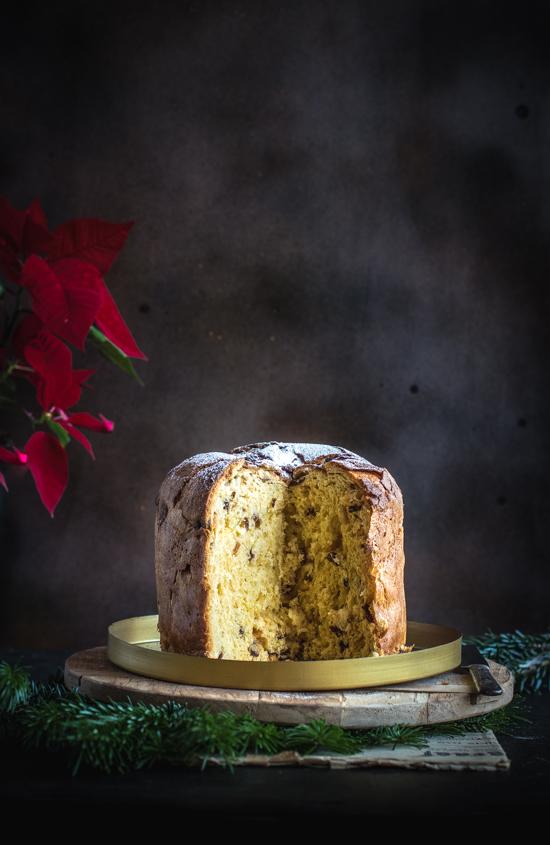 Panettone aux agrumes et marrons glacés | I Love Cakes