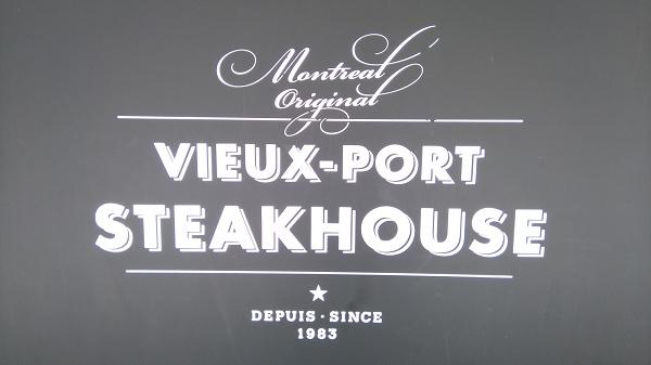 Brunch au Vieux Port Steakhouse