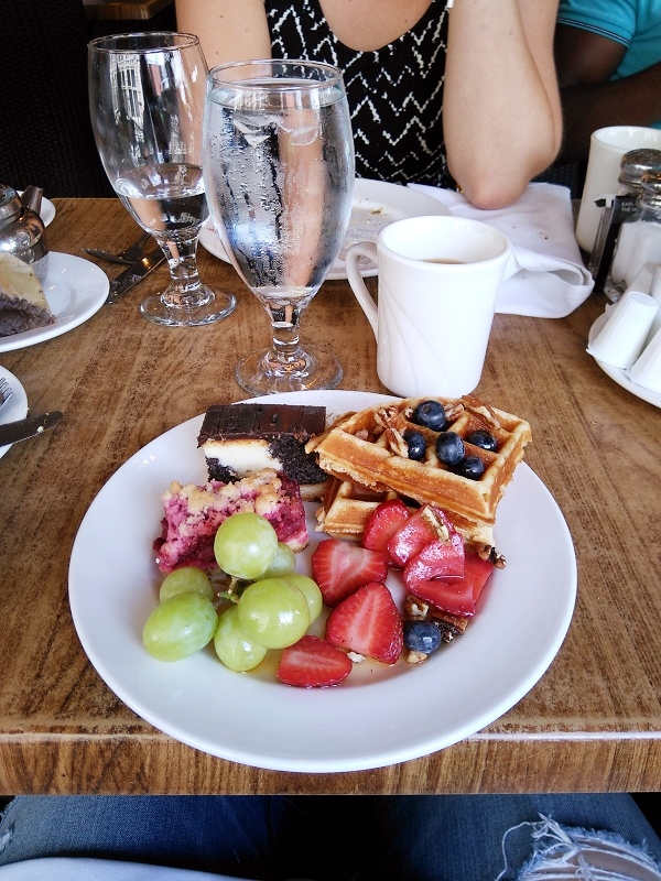 Brunch au Vieux Port Steakhouse