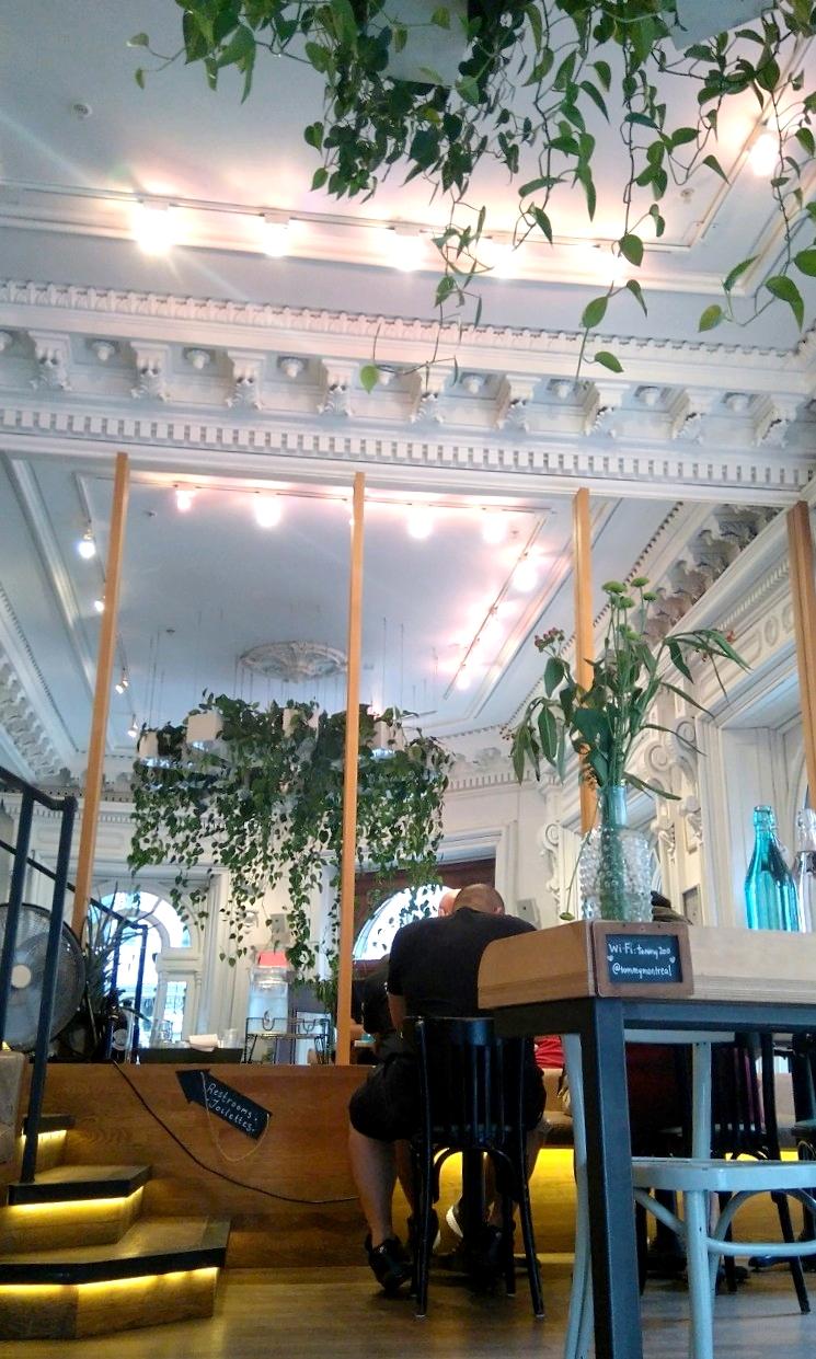 Tommy café à Montréal