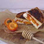 Variante sucrée du classique grilled cheese