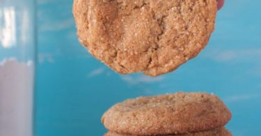 Cookies crousti fondants à la banane et beurre de cacahuètes
