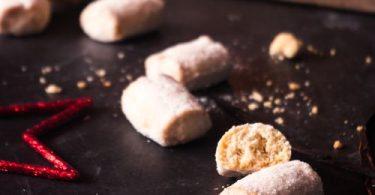 Sablés à la vanille : les vanille kipferl