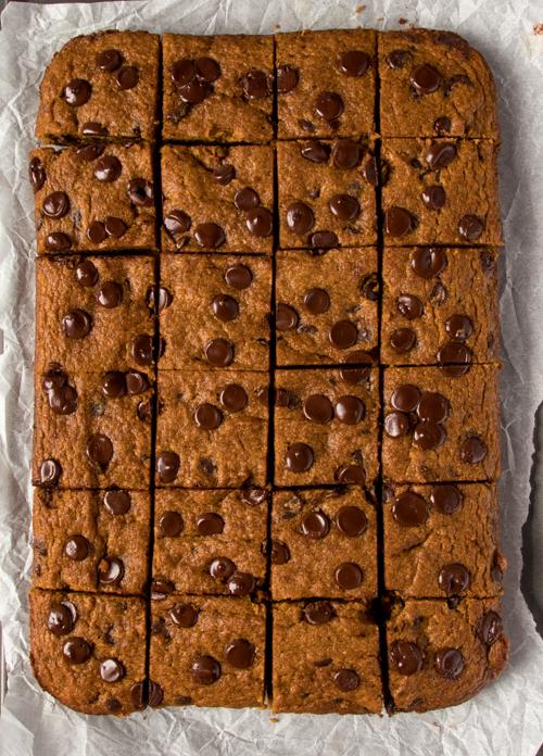 Gâteau moelleux citrouille chocolat noir | I Love Cakes