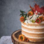 Gâteau chai à la cannelle et cardamome | I Love Cakes