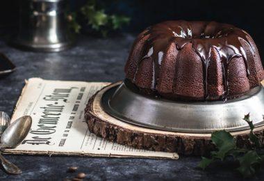 Gâteau chocolat café slider
