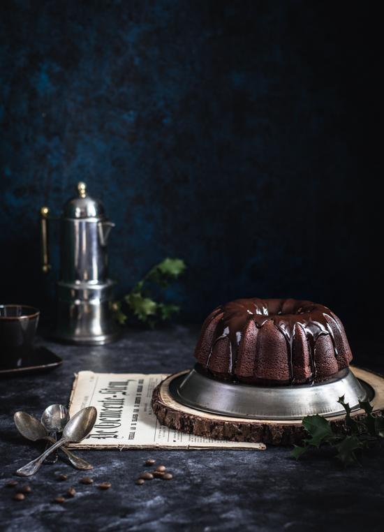 Gâteau café chocolat hyper moelleux | I Love Cakes