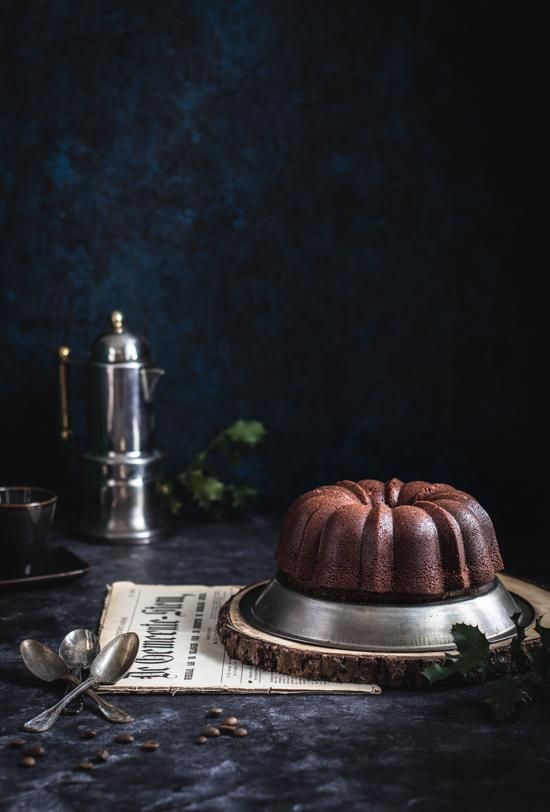 Bundt cake au café et chocolat | I Love Cakes