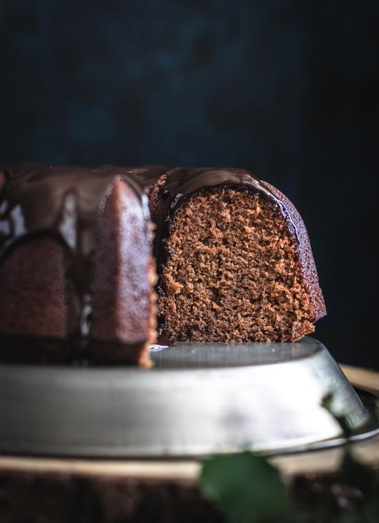 Bundt cake chocolat café | I Love Cakes