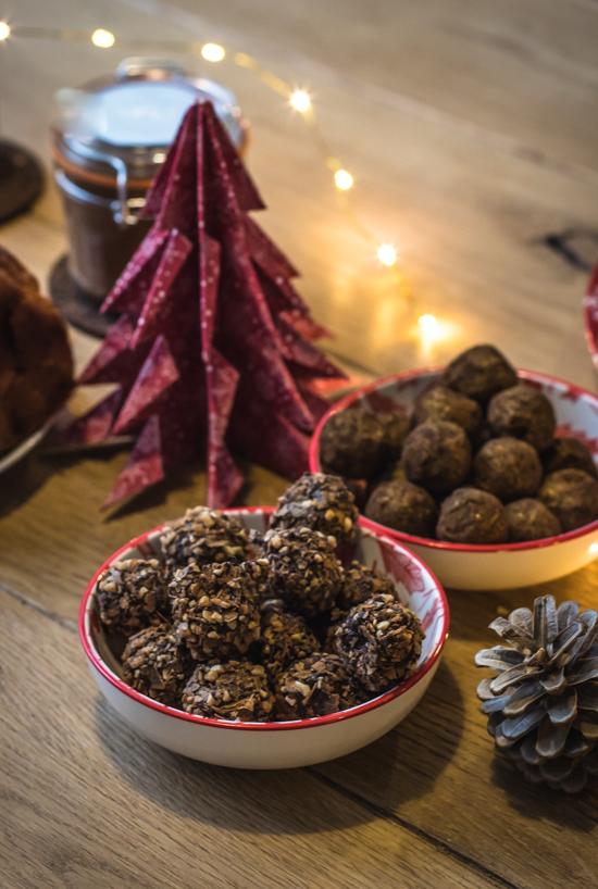 Truffes de la Forêt noire Lyon | I Love Cakes