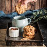 Cookies moelleux aux raisins